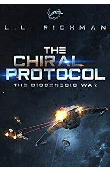 The Chiral Protocol – A Military Science Fiction Thriller
