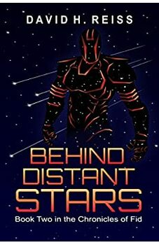 Behind Distant Stars
