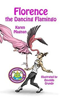 Florence the Dancing Flamingo