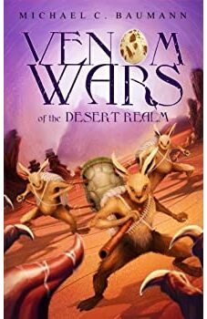 Venom Wars of the Desert Realm