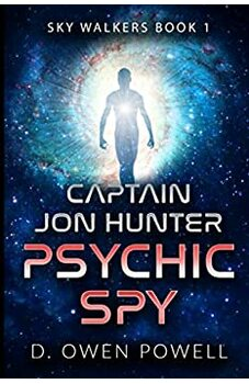 Captain Jon Hunter Psychic Spy