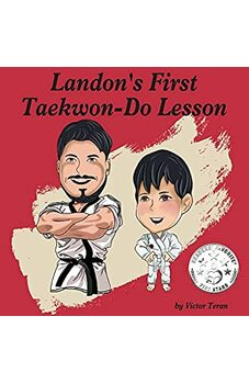 Landon's First Taekwon-Do Lesson