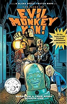 The Saga of Evil Monkey Man