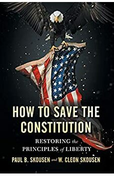 How to Save the Constitution