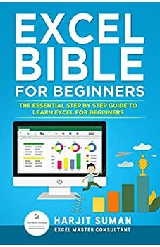 Excel Bible for Beginners