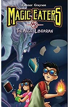 Magic Eaters vs The Angry Librarian