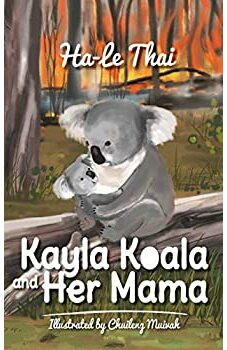 Kayla Koala and her Mama