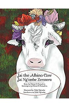 Jai the Albino Cow