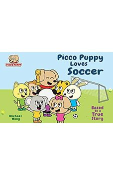 Picco Puppy Loves Soccer